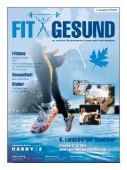 Fitness – FIT GESUND - Hardy's Landsberg