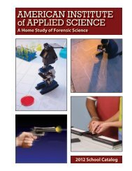 Download - American Institute of Applied Science