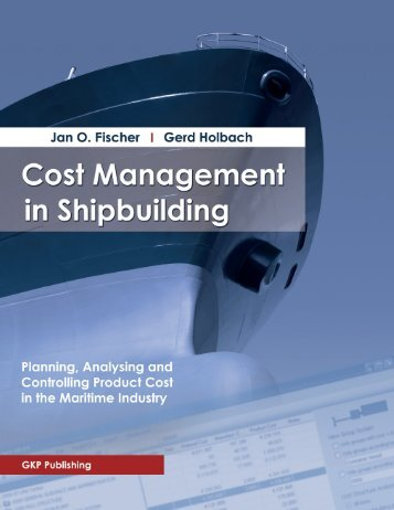 Cost Management in Shipbuilding - TU Berlin