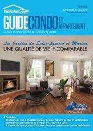 Les Jardins du Saint-Laurent et Marina UNE ... - e-List Canada