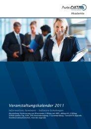 2011 | Berlin - AvenDATA GmbH