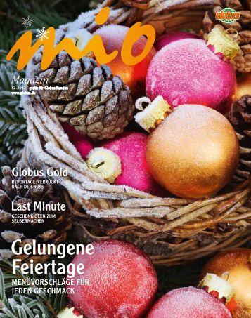 Magazin - Globus