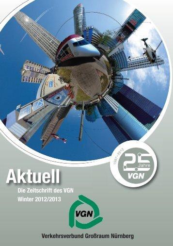 VGN Aktuell Winter 2012