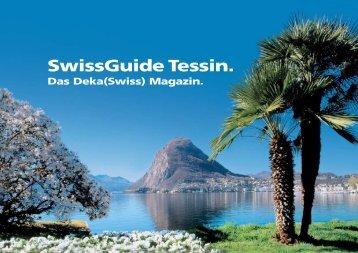 SwissGuide Tessin (5018 KB) - Deka (Swiss)