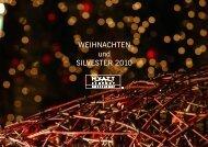 Weihnachten und Silvester 2010 Hyatt Regency Düsseldorf ...