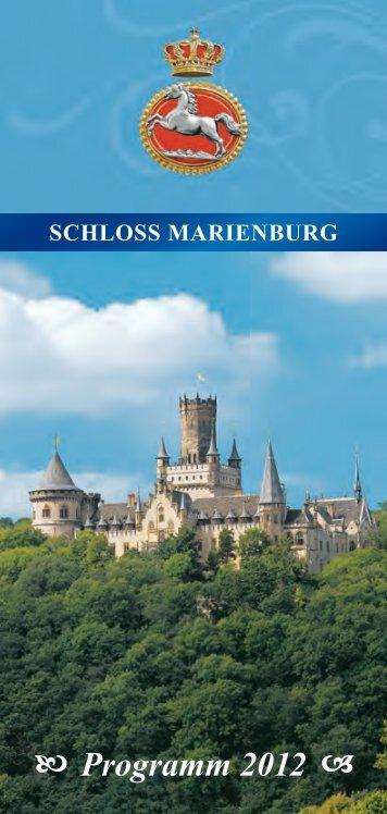 Konzerte im Rittersaal - Schloss Marienburg