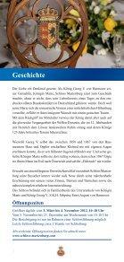 Konzerte im Rittersaal - Schloss Marienburg - Seite 2