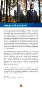 Konzerte im Rittersaal - Schloss Marienburg - Seite 3