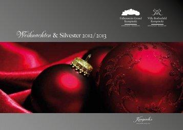 Rothschild & Weihnachten - Kempinski Hotels
