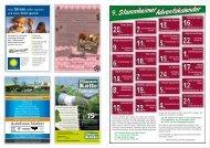 Adventskalender 2011 - hgv bds stuttgart-stammheim