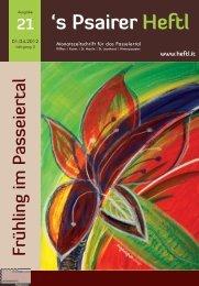 Ausgabe Apr. 2012 - Psairer Heftl