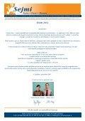 Sejmi 2012 - Sejmi doo - Page 2