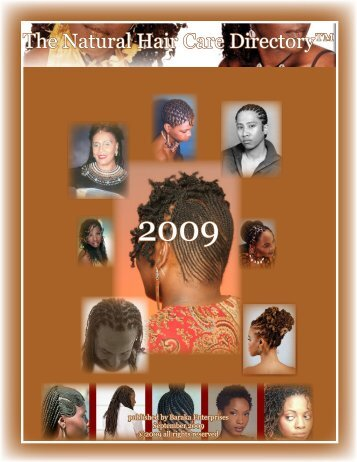 The Natural Hair Care Directory™