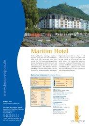 Hotel Maritim K.nigswinter (05) - Bonn Region
