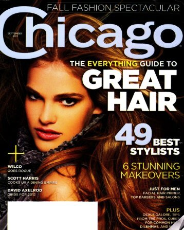Chicago :: September 2011 - RCBEAUTY