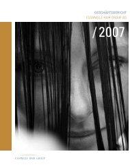 ESSANELLE HAIR GROUP 2007 - bei Essanelle Hair Group