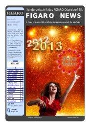 FIGARO-NEWS - unsere Salonzeitung hier auch online abrufbar
