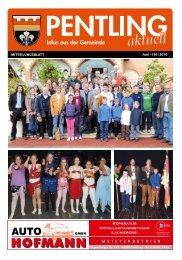 Juni · 150 / 2010 Mitteilungsblatt - Pentling aktuell
