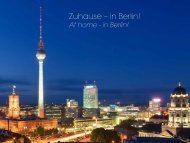 Zuhause – in Berlin!