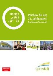 Reichow für das 21. Jahrhundert - Stadtumbau Sennestadt
