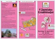 Folder Kirschblüte_11_6.indd - Ikebana Atelier