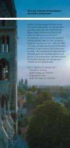 Dom unD Domschatz halberstaDt 2011 - Seite 3