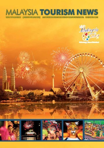 Issue 1 - Tourism Malaysia Official Corporate Website