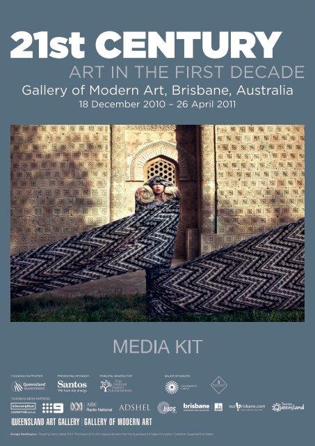Gallery of Modern Art, Brisbane, Australia - Queensland Art Gallery
