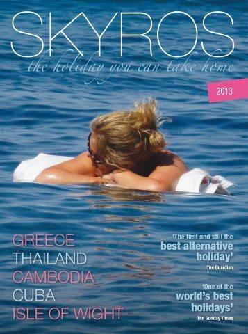 GREECE THAILAND CAMBODIA CUBA ISLE OF WIGHT