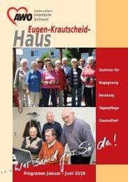 Begegnung - AWO Westliches Westfalen
