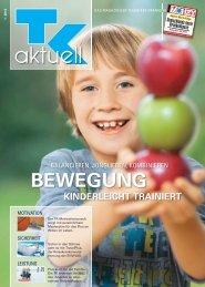 TK aktuell, Nr. 1 - 2012, das Magazin der Techniker Krankenkasse