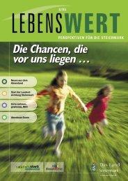 LebensWert 6/06 - Landentwicklung - Steiermark