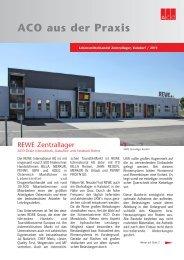 PDF-Datei - ACO GmbH