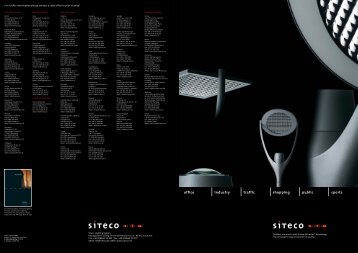 SM 300 - Siteco Lighting Poland Sp. z oo