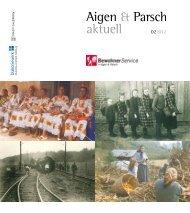 Aigen & Parsch aktuell - Stadt Salzburg