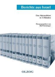 Berichte aus Israel - Rolf Steininger: rolfsteininger.at
