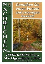 (1,36 MB) - .PDF - Marktgemeinde Leiben