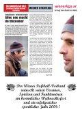 wienerliga.at bringt den Ball ins Netz - Wiener Fußball Verband - Page 4
