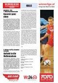 wienerliga.at bringt den Ball ins Netz - Wiener Fußball Verband - Page 7