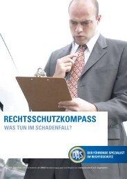 RECHTssCHUTZKoMPAss - D.A.S. Österreichische Allgemeine ...