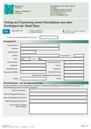 PDF-Formular