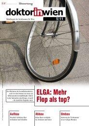 ELGA: Mehr Flop als top? - PrOgiParK