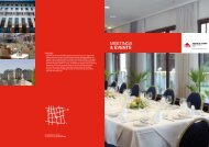 Hotelfactsheet - Austria Trend Hotels & Resorts