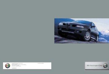 Ihr Alfa Romeo Händler Alle Angaben sind unverbindliche ...