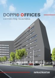 Doppio Infrastruktur - DOPPIO OFFICES
