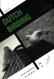 1990-2 - Dutch Birding