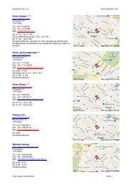 www.hoteldomizil.at Schulerstr 14 1010 Wien Tel: +43 1 5133199 ...
