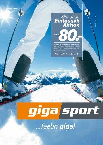 Skischuh Eintausch Aktion - Home - Stadtmarkt Dornbirn