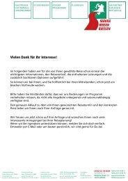 Kurz mal nach Wien - Service-Reisen Giessen