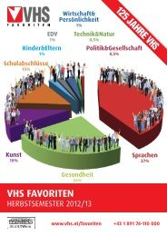 VHS PAHO - Verband Wiener Volksbildung